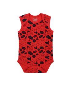 Body-Estampado-Mickey-em-Algodao---Sustentavel-Vermelho-8455585-Vermelho_1