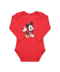Body-Mickey-em-Algodao---Sustentavel-Vermelho-8442486-Vermelho_1
