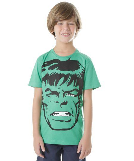Camiseta Hulk Verde