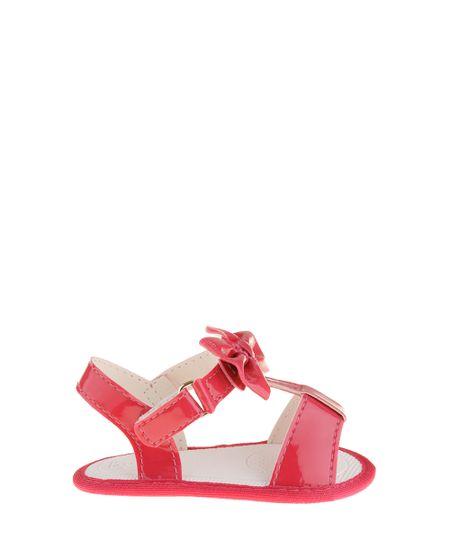 Sandália Pimpolho Vermelha