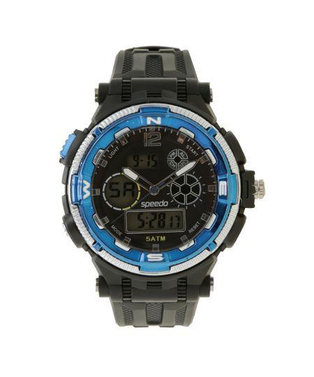 Relógio Speedo Digital Masculino - 65069G0EVNP1K Preto