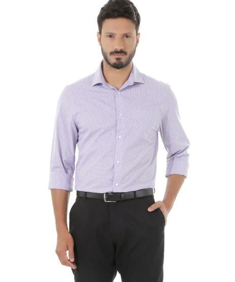 Camisa-Comfort-Xadrez-Lilas-8435556-Lilas_1