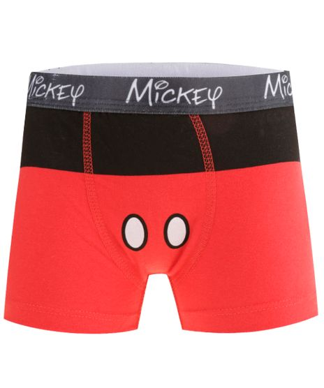 Cueca-Boxer-Mickey-Vermelha-8518254-Vermelho_1