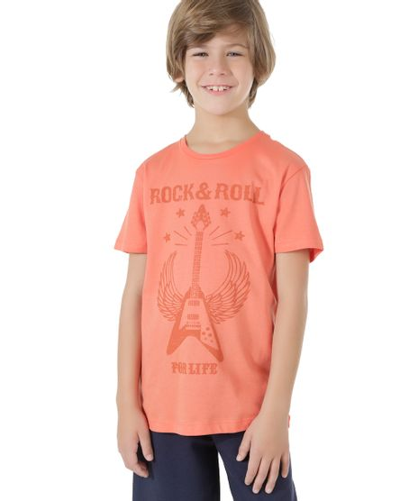 Camiseta--Rock---Roll--Coral-8507414-Coral_1