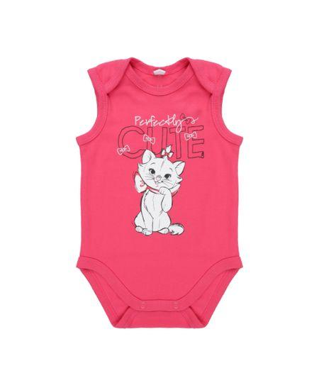 Body Marie em Algodão + Sustentável Pink