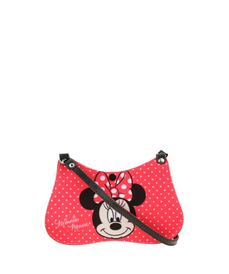 Bolsa Minnie Vermelha
