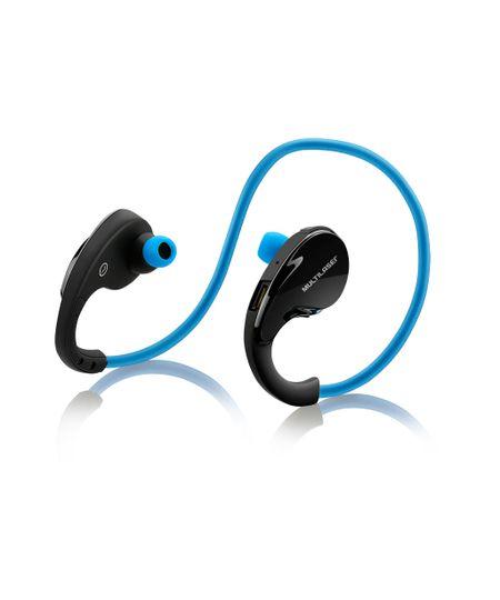 Fone de Ouvido Arco Sport Multilaser Bluetooth Azul - PH182