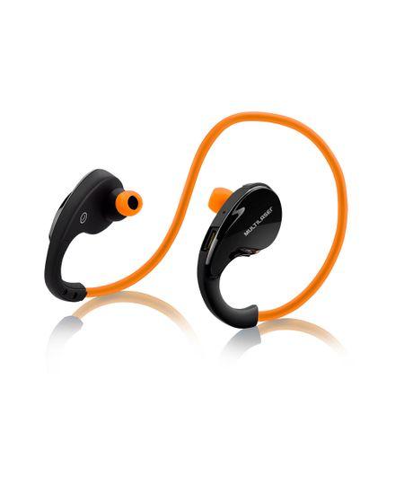 Fone de Ouvido Arco Sport Multilaser Bluetooth Laranja - PH185