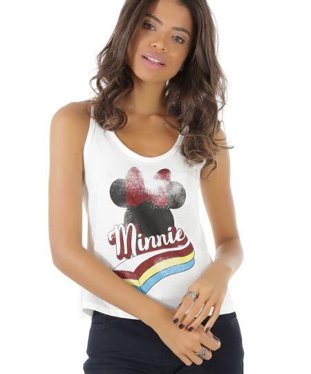 Regata Minnie Off White