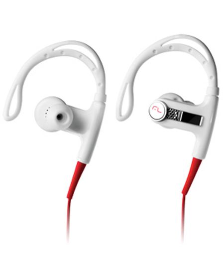 Fone de Ouvido Multilaser Earhook Xtream Branco P2 - PH080