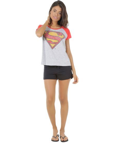 Pijama-Super-Homem-Cinza-Mescla-8540794-Cinza_Mescla_1