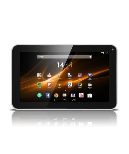 Tablet Multilaser M9 Branco Quad Core Android 4.4 Kit Kat Dual Câmera Wi-Fi Tela 9