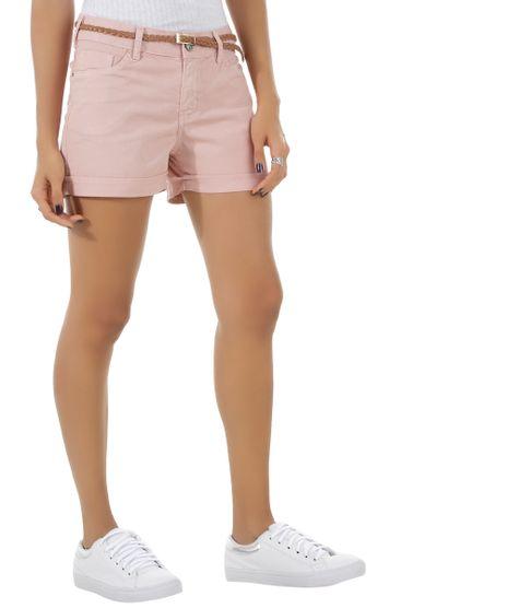 Short-Jeans-Reto-com-Cinto-Rosa-Claro-8544986-Rosa_Claro_1