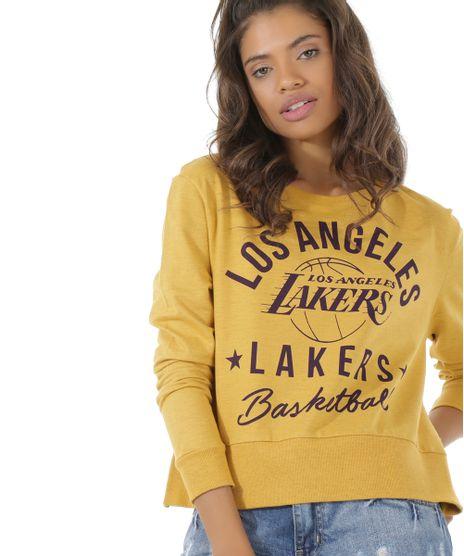 Blusao-em-Moletom-NBA-Los-Angeles-Lakers-Amarelo-8510255-Amarelo_1