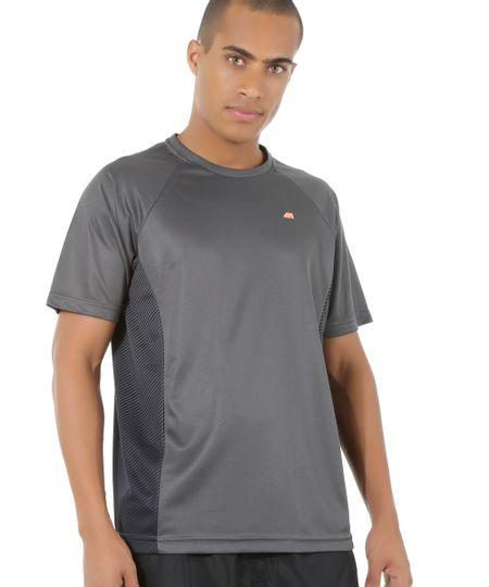 Camiseta de Treino Ace Chumbo