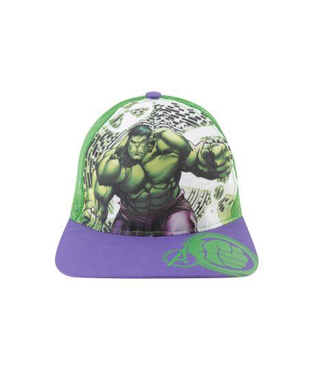 Boné Hulk Verde