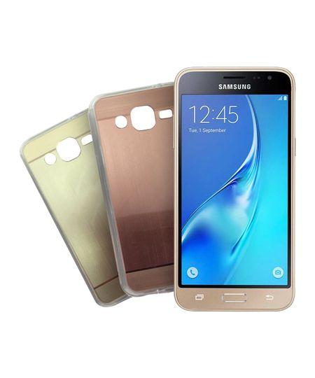 Smartphone Galaxy J3 Duos Colors J320H Dourado