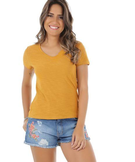 Blusa-Flame-Basica-Amarelo-Escuro-8525926-Amarelo_Escuro_1