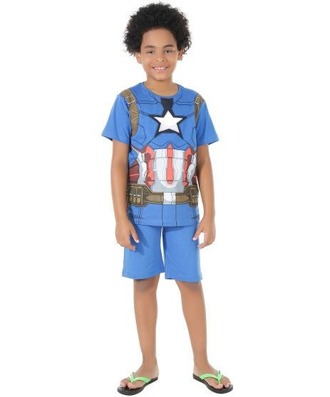 Pijama-Capitao-America-Azul-8549137-Azul_1