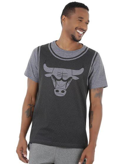 Camiseta-Estampada-NBA-Chicago-Bulls-Cinza-Mescla-8557068-Cinza_Mescla_1