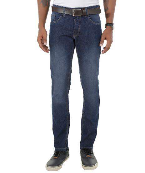 Calca-Jeans-Slim-com-Cinto-Azul-Medio-8565464-Azul_Medio_1