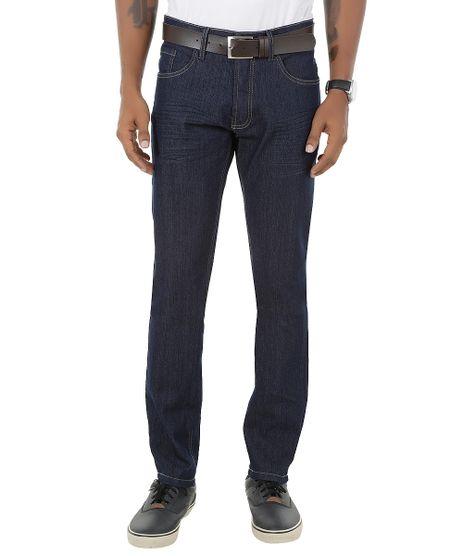 Calca-Jeans-Slim-com-Cinto-Azul-Escuro-8541727-Azul_Escuro_1