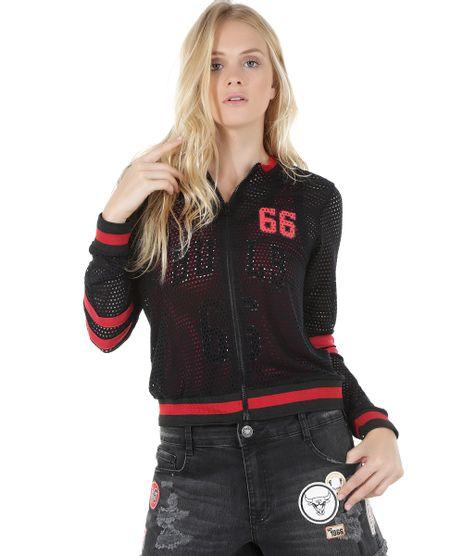 Jaqueta-NBA-Chicago-Bulls-Preta-8543118-Preto_1