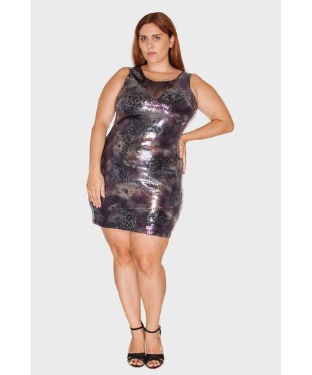 Vestido Beautiful Plus Size