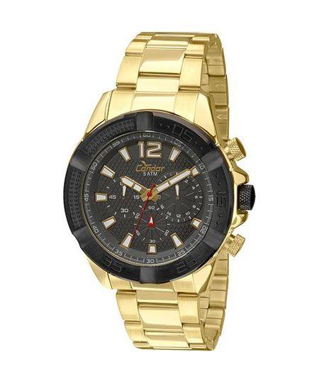 Relógio Condor Analógico Masculino - COVD54AH/4C Dourado
