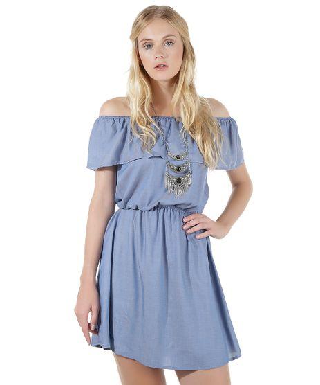 Vestido-Jeans-Ombro-a-Ombro-Azul-Medio-8576091-Azul_Medio_1