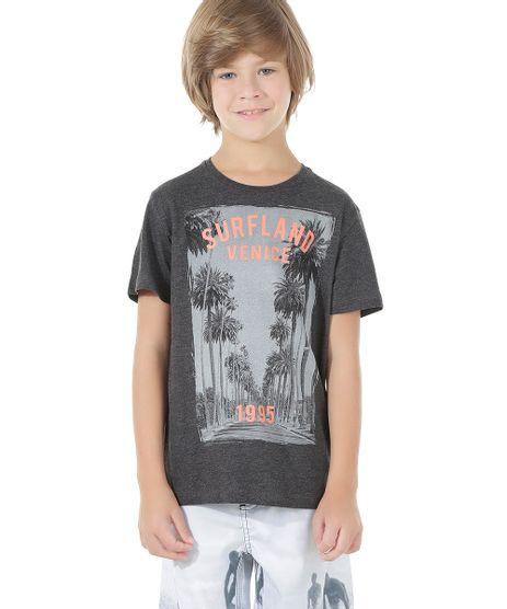 Camiseta--Surfland--Cinza-Mescla-Escuro-8539628-Cinza_Mescla_Escuro_1