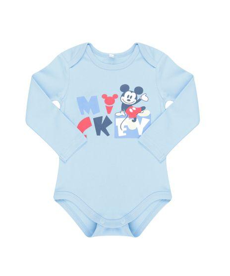 Body-Mickey-em-Algodao---Sustentavel-Azul-Claro-8461285-Azul_Claro_1