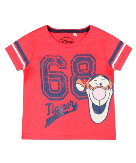 Camiseta Tigrão Vermelha