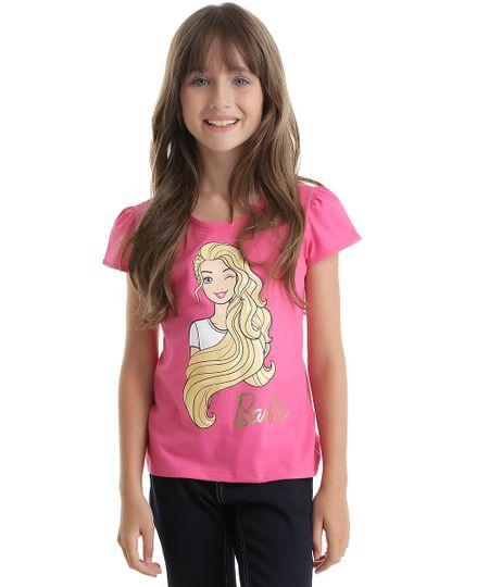 Blusa Barbie Pink