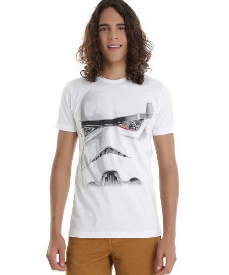 Camiseta Stormtrooper Branca