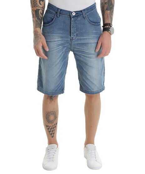 Bermuda-Jeans-Reta-em-Moletom-Azul-Medio-8526440-Azul_Medio_1