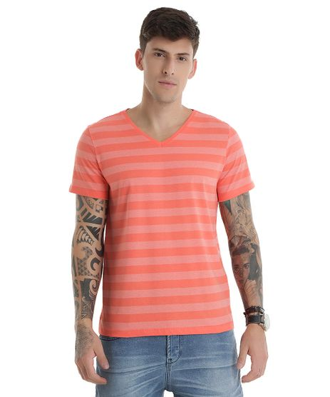 Camiseta-Listrada-Coral-8548119-Coral_1