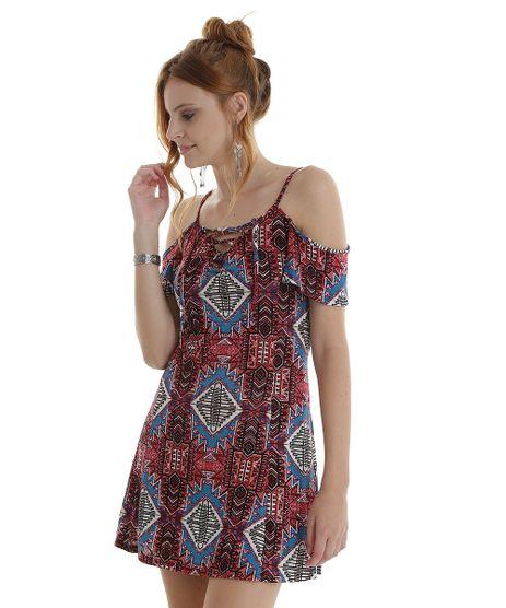 Vestido-Open-Shoulder-Estampado-Etnico-Vermelho-8574423-Vermelho_1