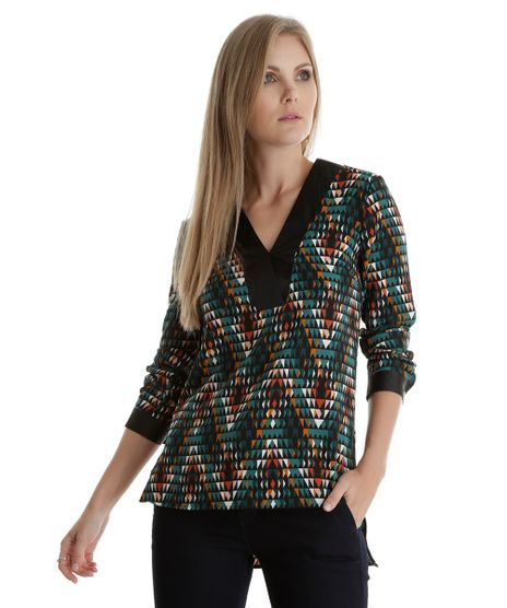 Blusa-Mullet-Estampada-Geometrica-Verde-Escuro-8461411-Verde_Escuro_1