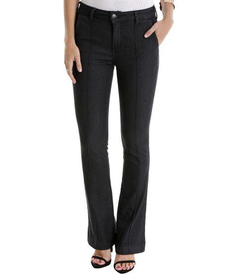 Calca-Jeans-Flare-Preta-8543551-Preto_1