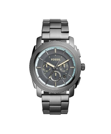 Relógio Fossil Masculino Machine - FS5172/1CN
