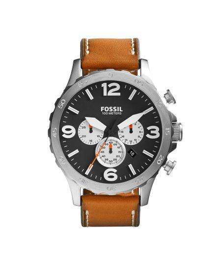 Relógio Fossil Masculino Analógico Marrom JR1486/0PN