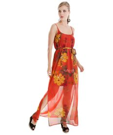 Vestido-Longo-Floral-Laranja-8465283-Laranja_1