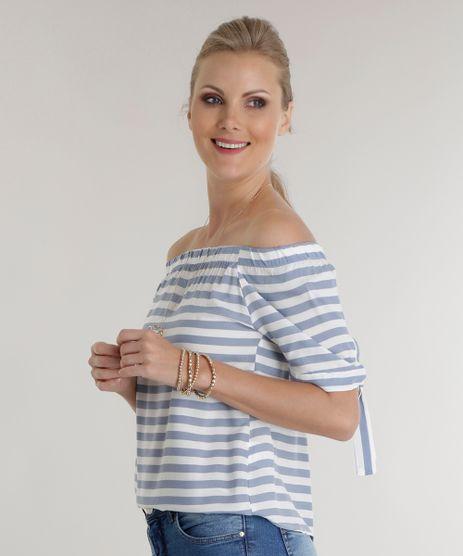 Blusa-Listrada-Ombro-a-Ombro-Azul-Claro-8588620-Azul_Claro_1