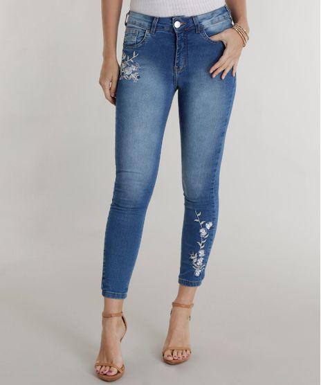 Calca-Jeans-Skinny-com-Bordado-Azul-Claro-8493618-Azul_Claro_1