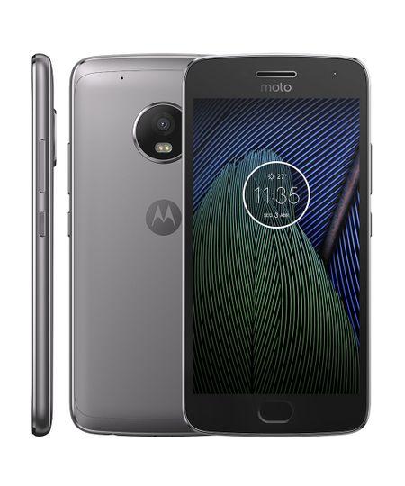Smartphone Motorola Moto G5 Plus DTV Grafite