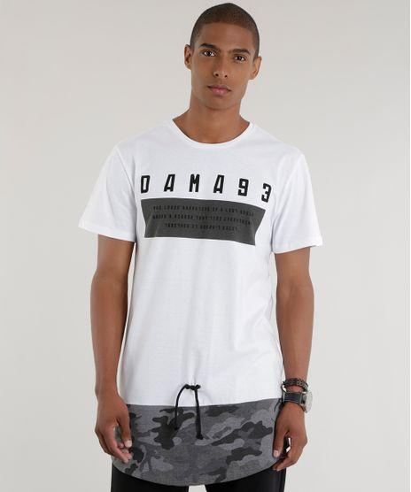 Camiseta-Longa--Dama93--Branca-8537381-Branco_1