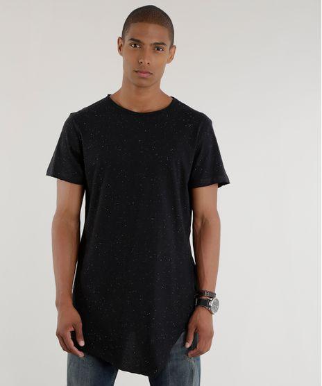 Camiseta-Botone-Longa--Preta-8553105-Preto_1