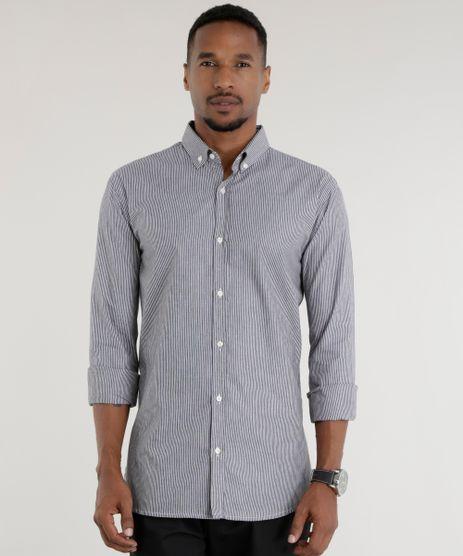 Camisa-Comfort-Listrada-Azul-Marinho-8490327-Azul_Marinho_1