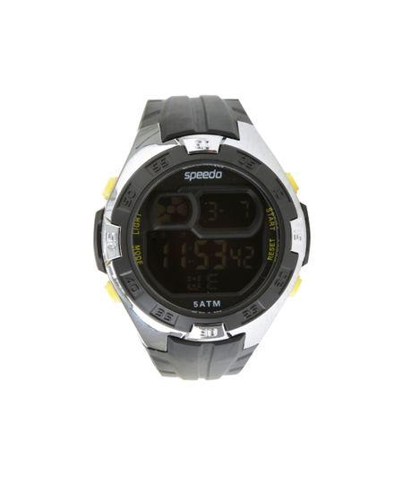 Relógio Speedo Digital Masculino - 81097G0EVNP1 Preto